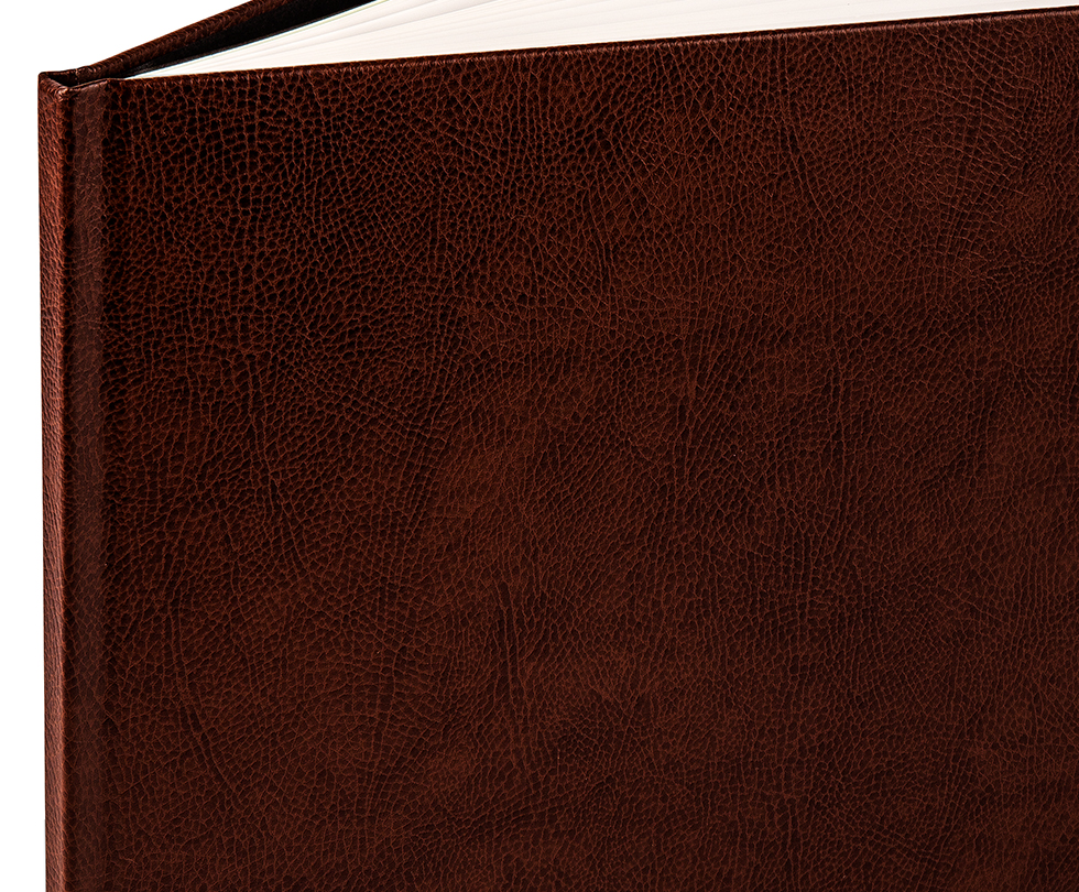 Leather Hardcover 8x11