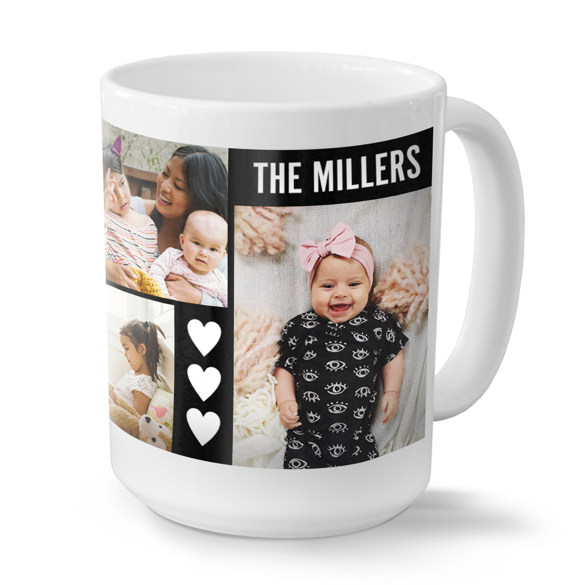 Large Coffee Mug 15oz | Large Photo Mug | Mugs | Gifts | Snapfish UK