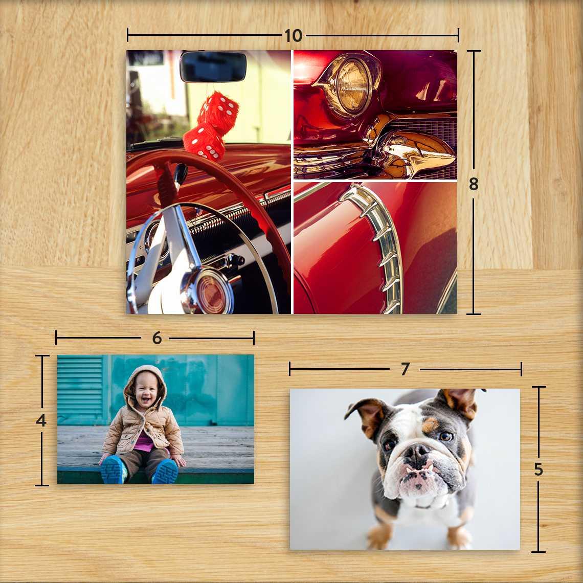 Print 8x10 Collage Photo Prints Online Printing Snapfish Us
