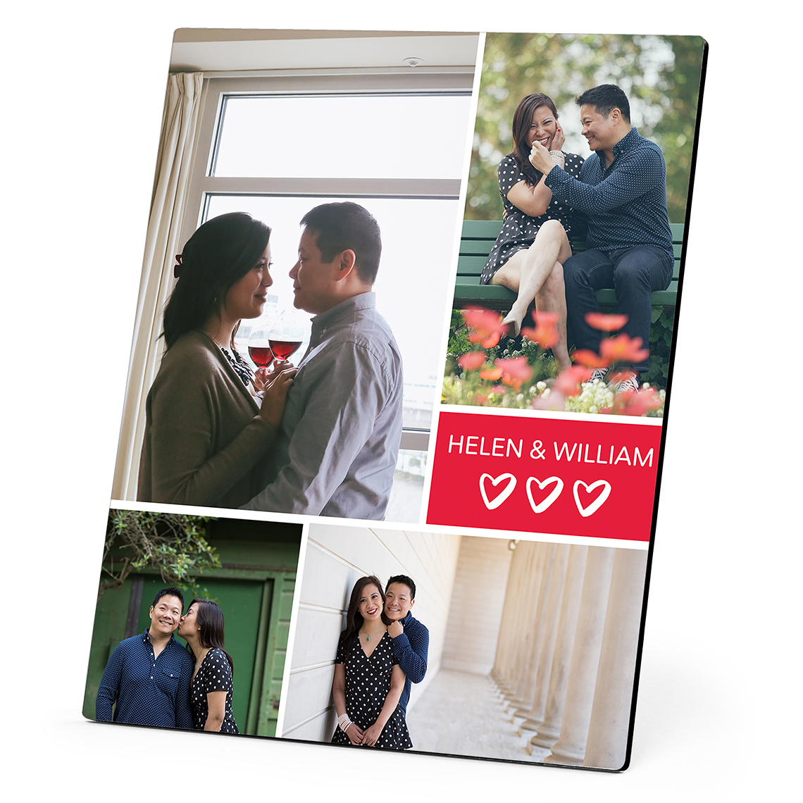 Photo Panel, Tabletop - Photo Panel, Tabletop, 8x10 Photo Panel, Tabletop Home Décor
