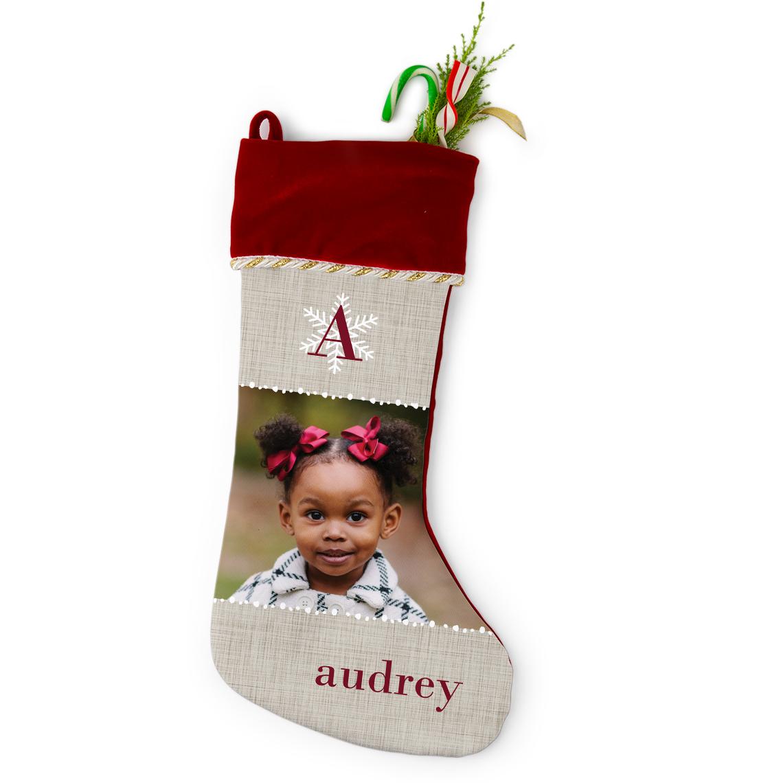 Christmas Stocking | Christmas Ornaments and Decor | Gifts | Snapfish US