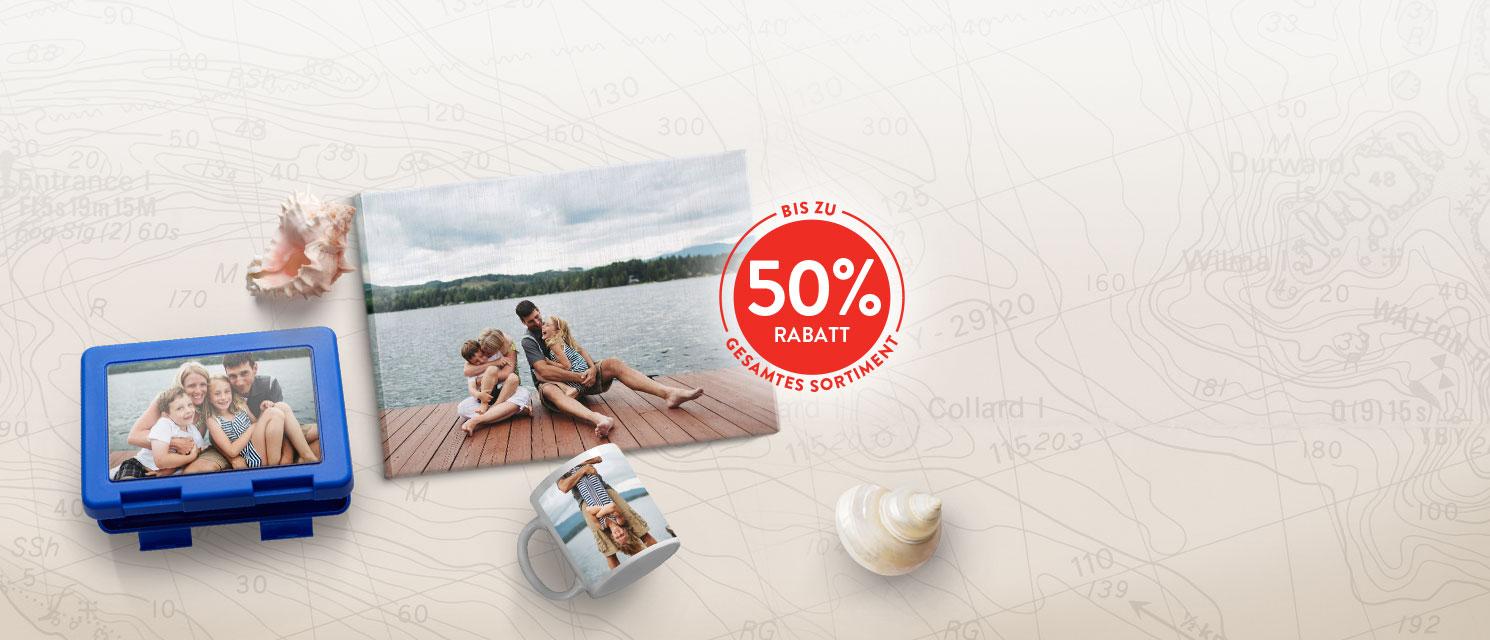 Ihr Urlaub in Bildern : mit bis zu 50% Rabatt -Gutscheincode: 50MBMS816
