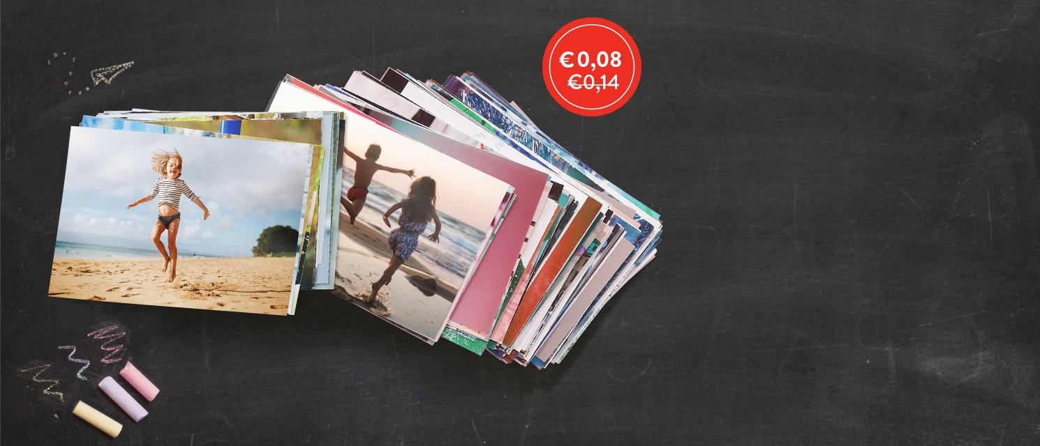 Stampa le tue vacanze : 100 STAMPE A SOLI € 8Codice: PRINTS816