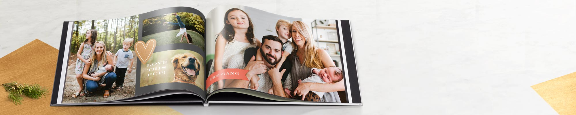 Photo Books : Re-live all your special moments with a quality photo book - available in a variety of sizes, covers and styles.