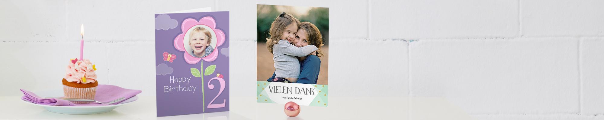 Fotokarten -demnächst verfügbar! : Überraschen Sie ihre Liebsten mit persönlichen Fotogrußkarten.