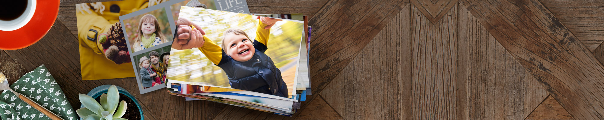 Photo and Collage Prints : Great moments you can hold onto, literally. Share them, save them, and always cherish them.