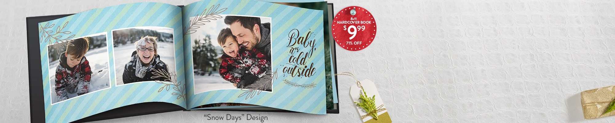 Photo Books : Regularly $34.99, use BESTBOOK to save $25 on our best-selling 8x11 Hardcover Photo Book.