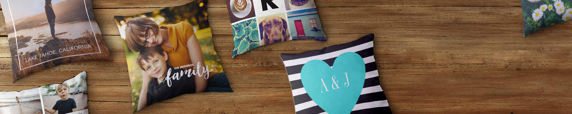 Photo Gifts : Find all the perfect spaces to show off your favorite faces, hobbies, and adventures.