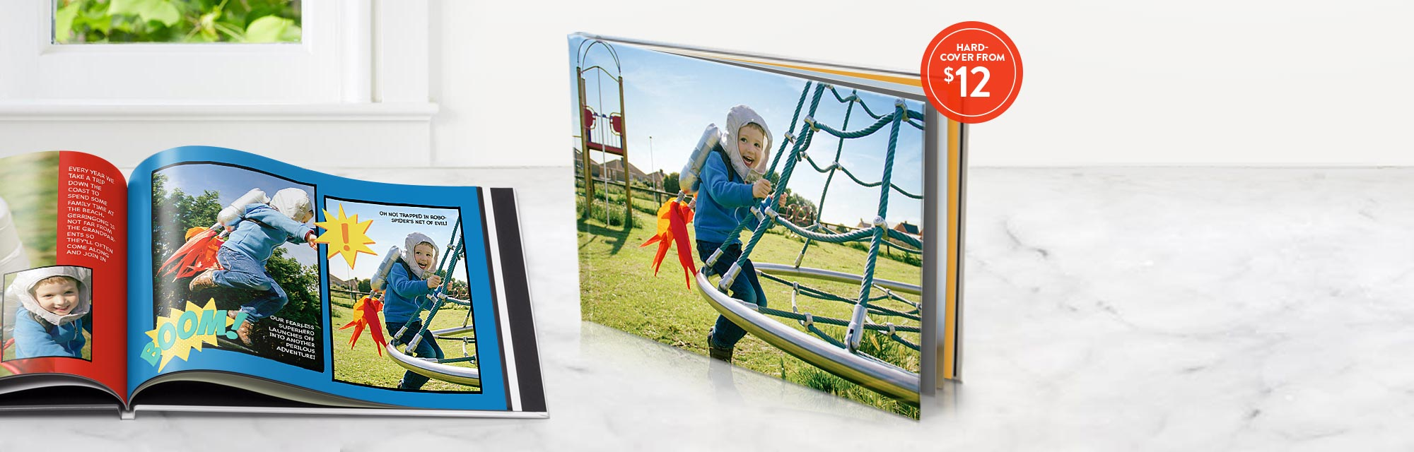 Up up and away : 60% off all photobooks with SUPER60*Excludes additional pagesOffer ends 3/10View Terms & Conditions