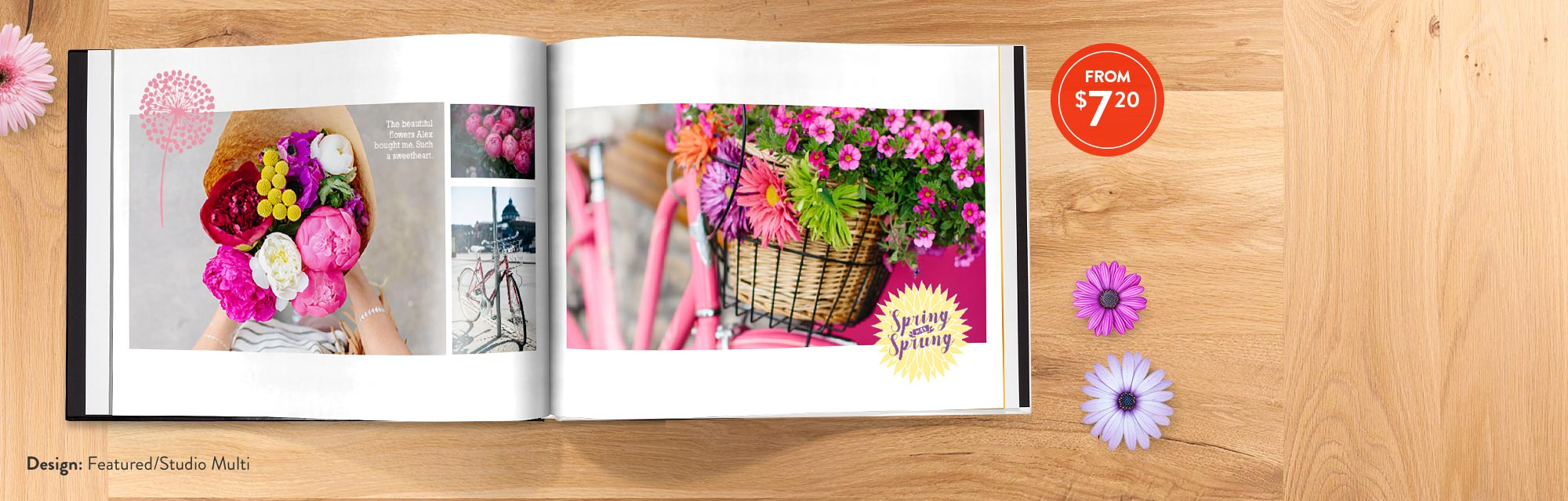 Our Top Picks : Save up to 66% on our most popular hardcover photo books.Offer ends 26/9View Terms & Conditions
