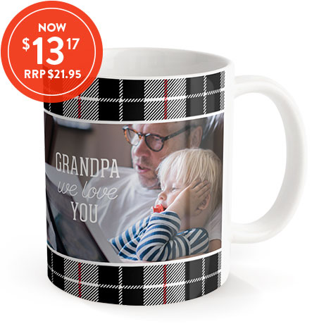Full Wrap Coffee Mug
