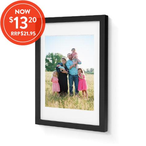 12.5x17.5cm Framed Print