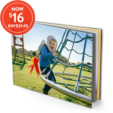 20x28cm Hardcover Photo Book