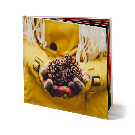 Fotobuch 30x30 cm quadratisch