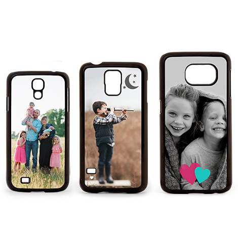 Cover personalizzate per Samsung Galaxy e iPhone