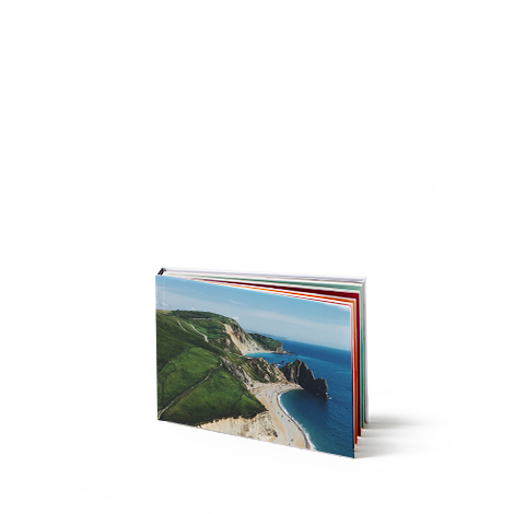 "7x5"" Landscape Lay-Flat Photo Book"