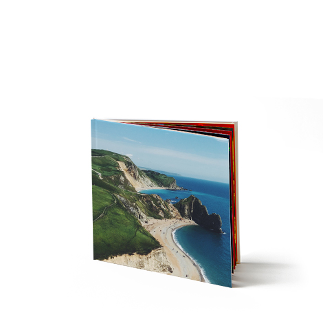 "8x8"" Square Hardcover Photo Book"