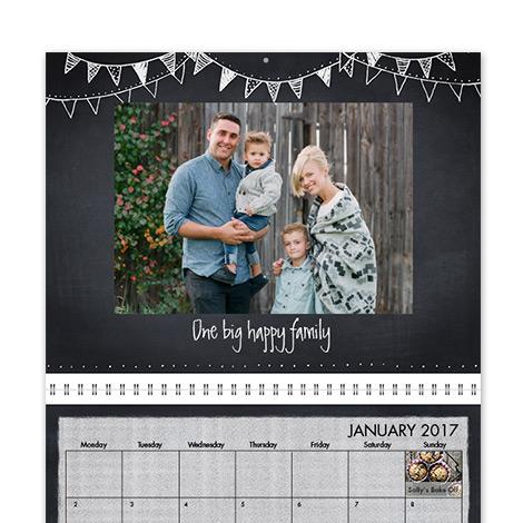 XXL Wall Calendar