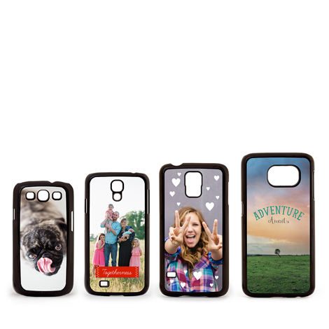 Personalised Samsung Galaxy Phone Cases
