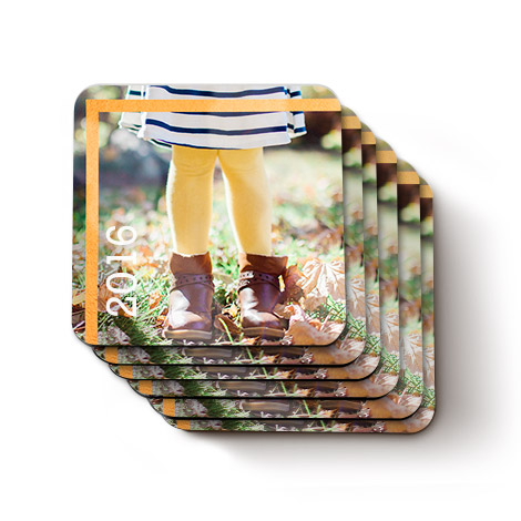 Icon Photo Coasters