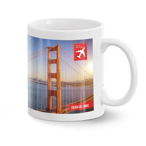 11oz Personalised Photo Mug
