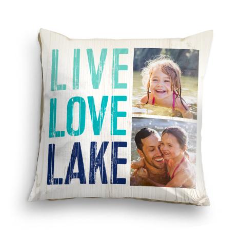 Large Photo Cushion