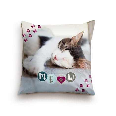 Small Photo Cushion