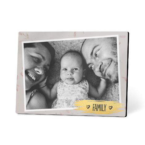 "10x8"" Table-top Photo Panel"