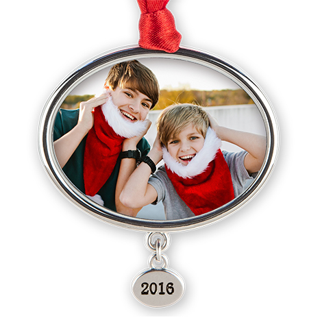 2016 Christmas Photo Ornament