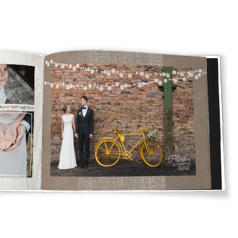 8x11 Premium Layflat Hardcover