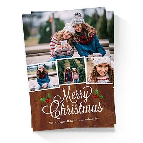Christmas +  Holiday Cards