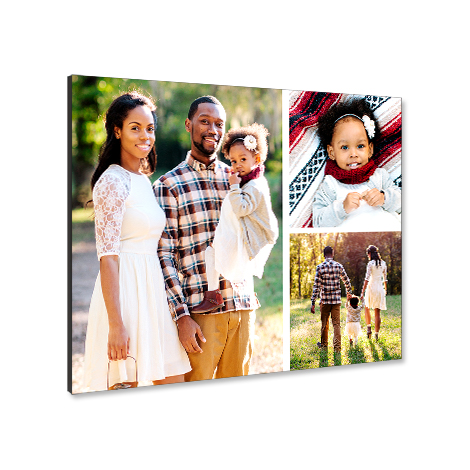 Wood Wall Photo Panel