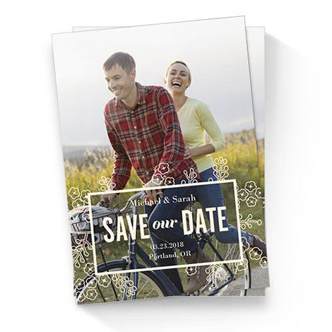 Wedding + Save The Date