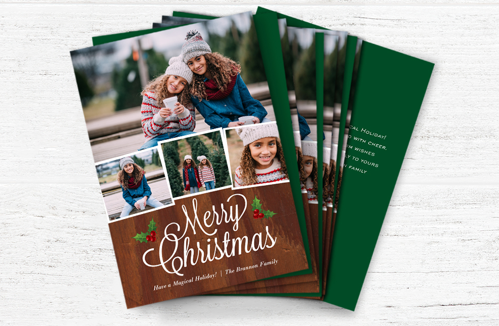 Photo Christmas Cards by Snapfish As low as ¢36 each. Create beautiful Christmas cards for less than the price of a stamp! Our lb 5x7 flat stationery cards are now 61% off!