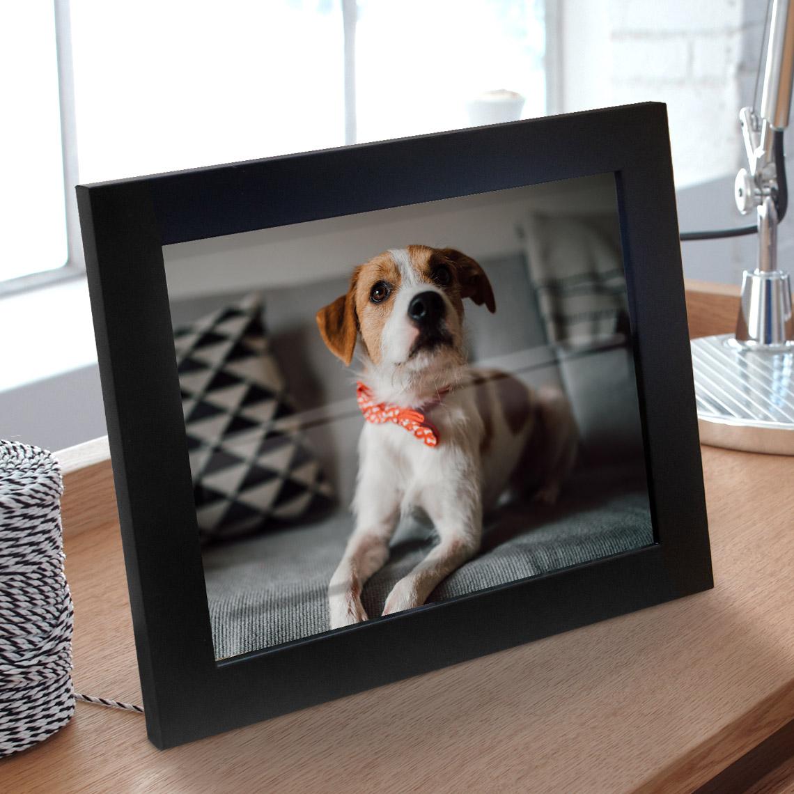 8x10 Black Framed Print | Framed Prints | Prints | Bootsphoto.com