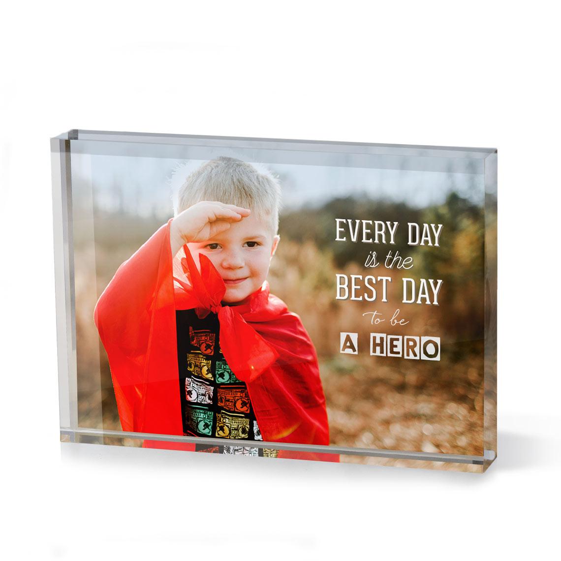 Photo Blocks & Acrylic Blocks   Snapfish UK