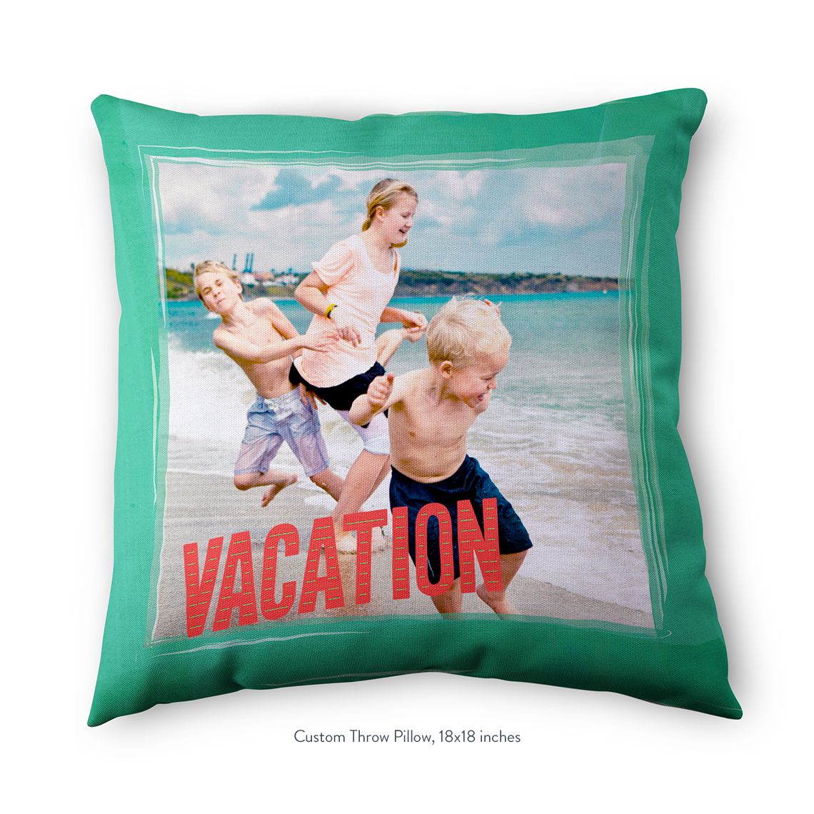 custom throw pillow - Toss Pillows