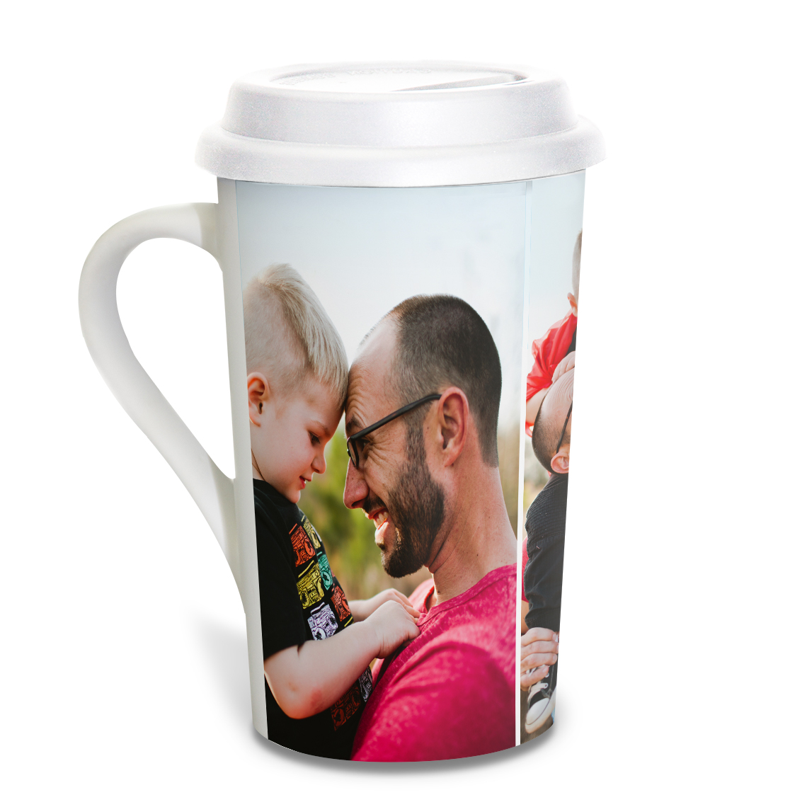 Collage Travel Mugs Water Bottle