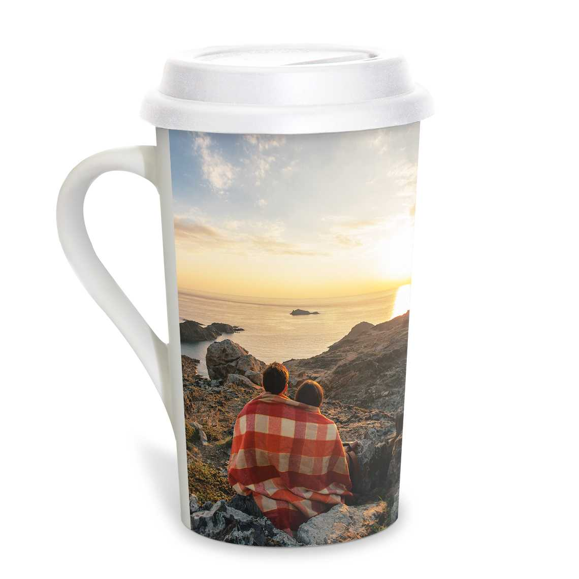 grande coffee mug with lid 16oz grande coffee mug 16 oz with