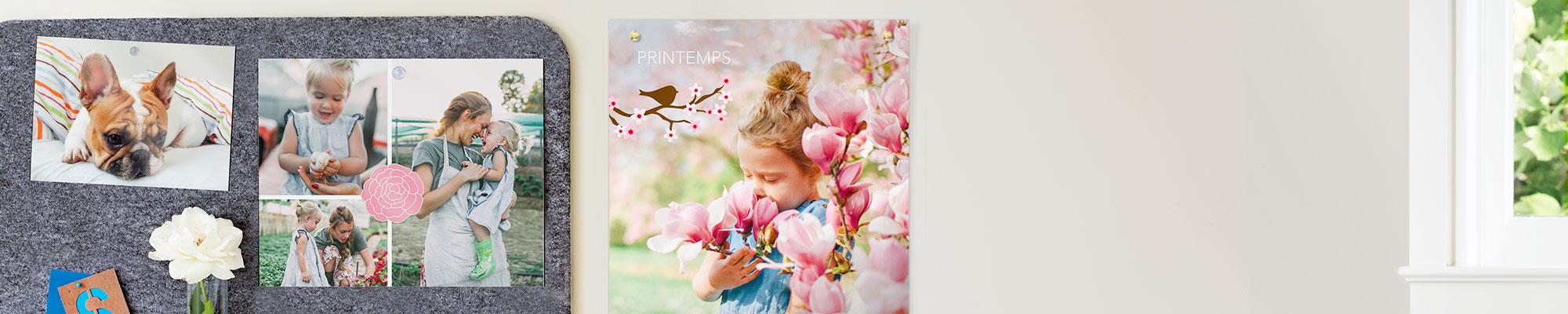 Tirages Photo  Conservez les plus beaux moments de votre vie. Imprimez les et partagez les.