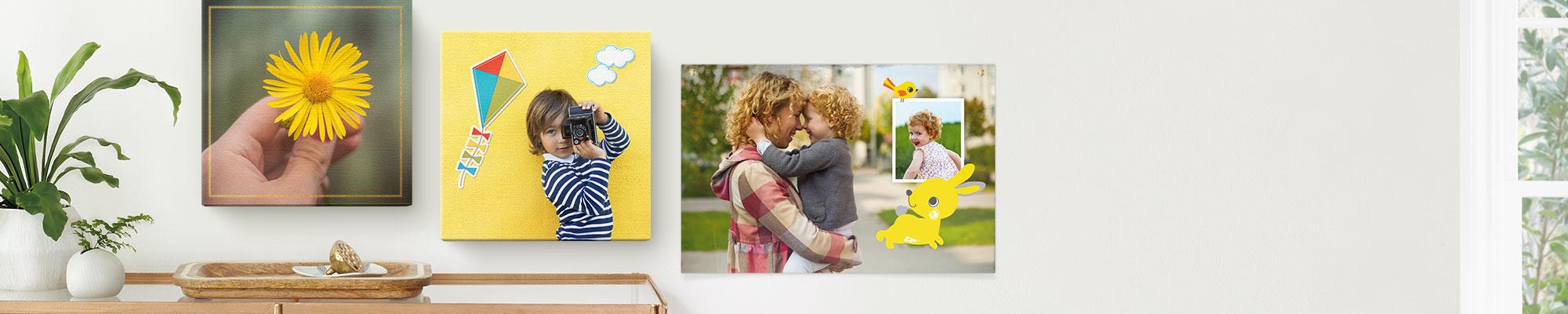 FotoArredo Casa tua è il luogo in cui rilassarti ed esprimere la tua personalità. Circondati dei tuoi ricordi preferiti!