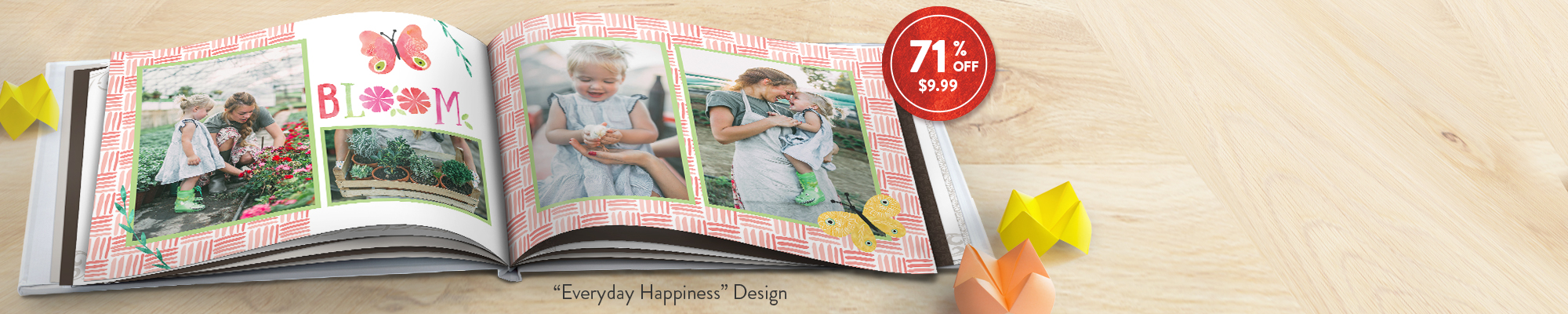 Photo Books : Bring home a best seller! Save 71% on our 8x11 Hardcover Photo Book, regularly $34.99, now $9.99! Use code TOPBOOK