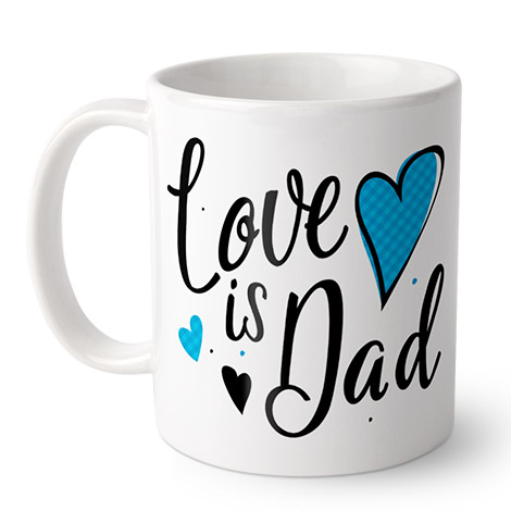 Love is Dad