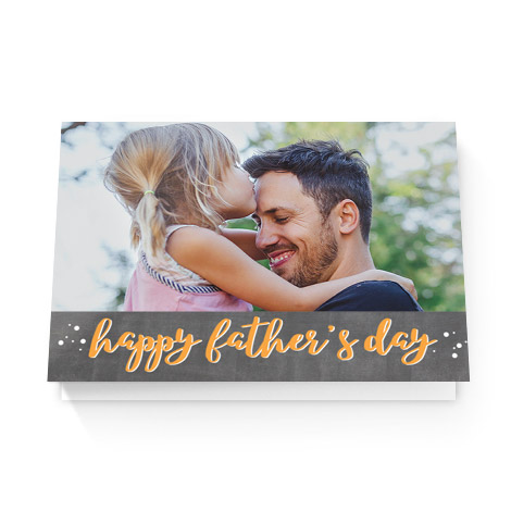 Photo Cards (Happy Father's Day)