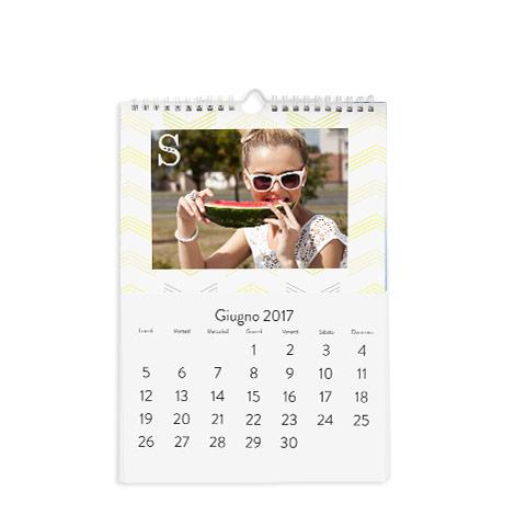 Calendario Classico A4