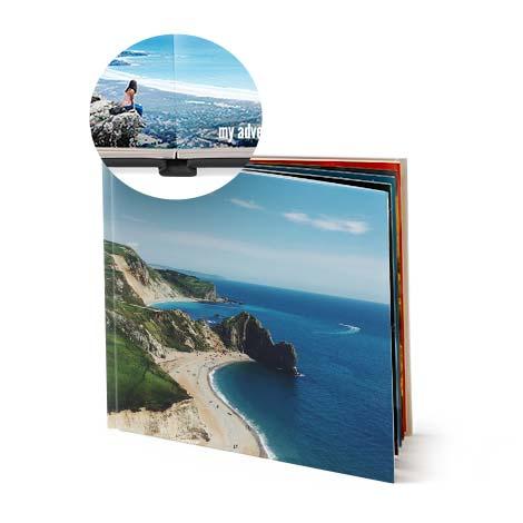Layflat hardcover - €46.99