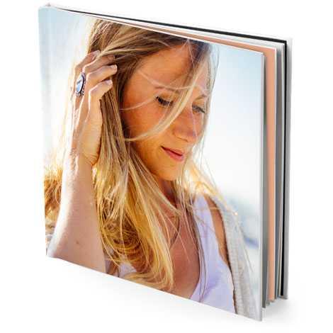 """12x12"""" Square Photo Book"""