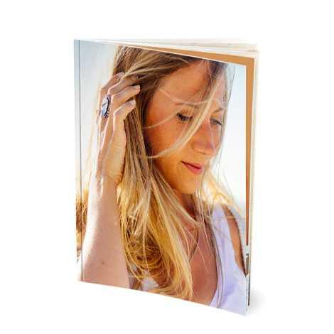 """8x11"""" Portrait Photo Book (A4)"""