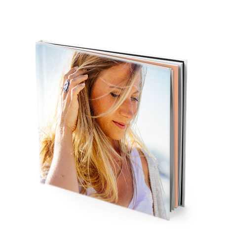 """8x8"""" Square Photo Book"""