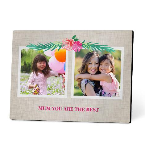 Tabletop Photo Panel